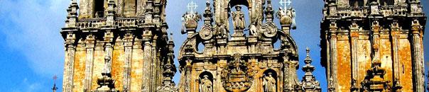 Catedral Santiago - The Camino Walk - Adventure Holiday