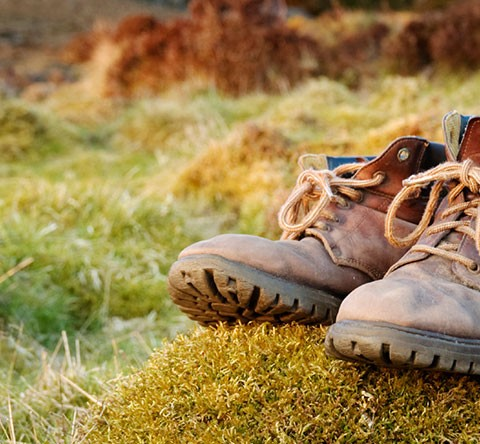 Hiking Survival Guide - Looking After Your Feet - GetFit Travel