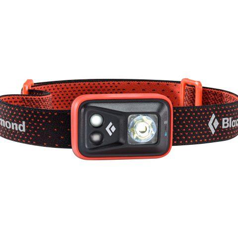 Black Diamond Spot 200 Lumens Headlamp Red- Hiking Equipment