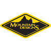 Mountain Designs logo - Hiking Equipment