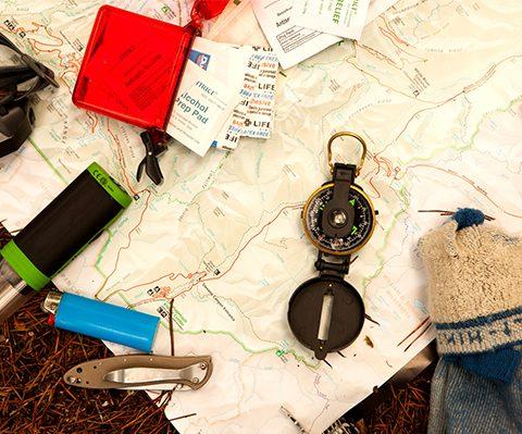 hiking checklist - fitness holidays