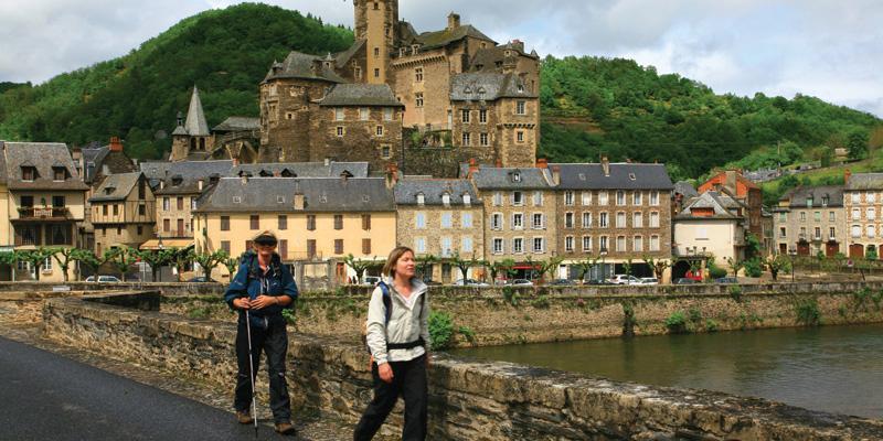 Top 10 Villages France - Estaing_Way_of_St_James_Compostela_France
