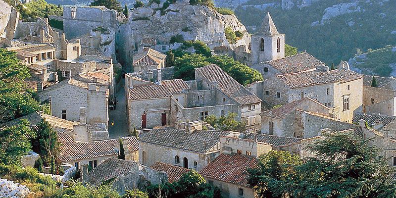 Top 10 Villages France - Les_Baux_de_Provence-France