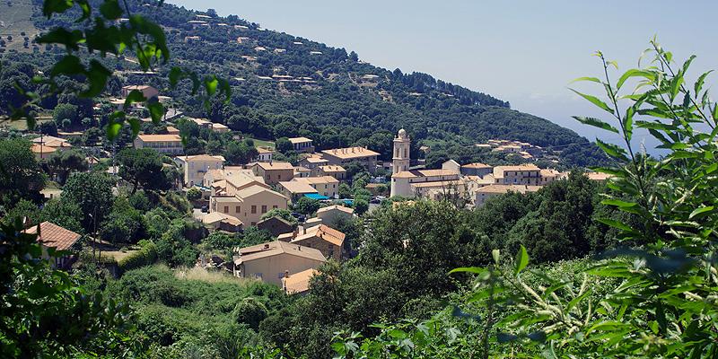 Top 10 Villages France - Piana-corsica