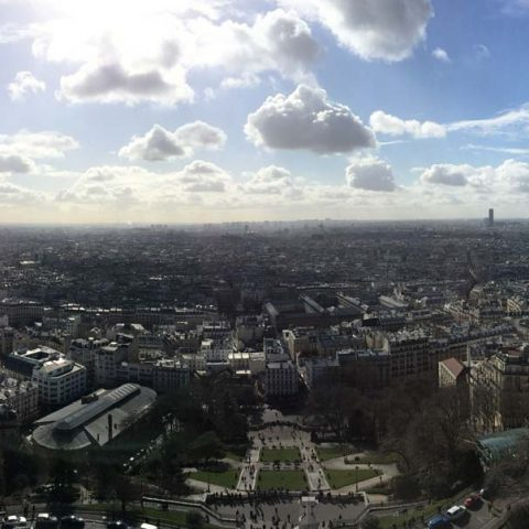 Views of Paris - GetFit Travel